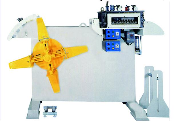 آلة الفلطحة والتقويم المدمجة، طراز GO-B)