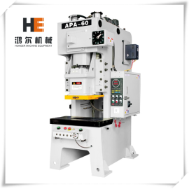 Semi-geschlossene Press Maschine