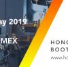 HongEr في FABTECH المكسيك 2019