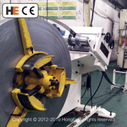 GL-200 (Coil width 200mm, Thickness 0.3-3.5mm)