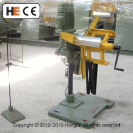 Light Duty Decoiler For Small Coil Uncoil