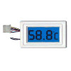 Panel Mount Thermometer with Color Screen