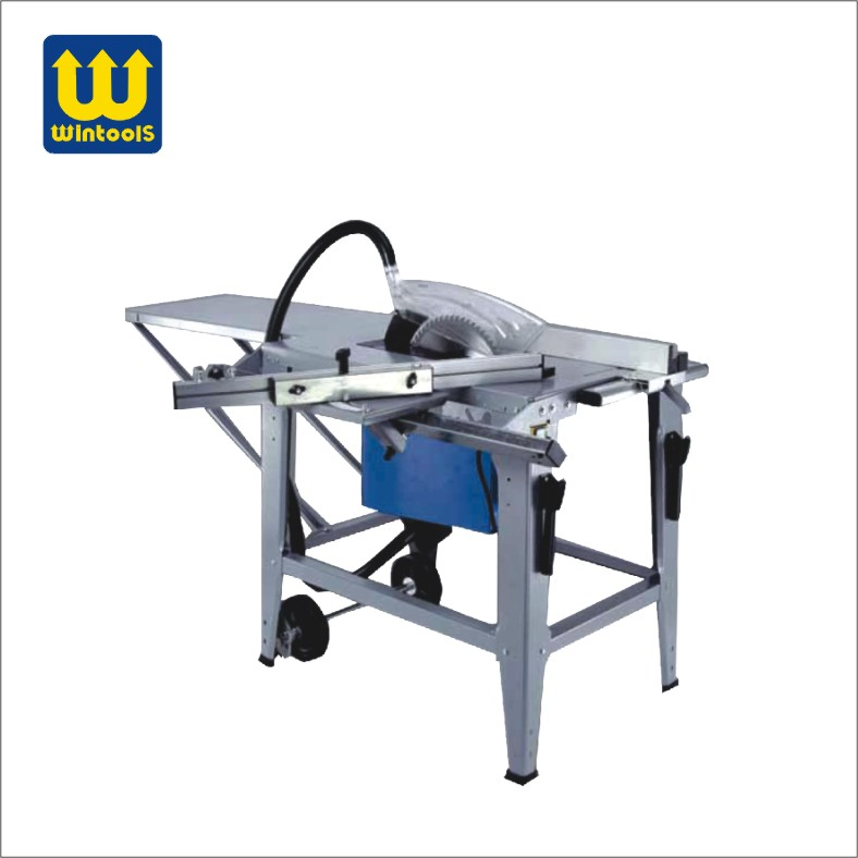 Wintools Cutter Machine Table Saw Electric Tool Wt02410 Buy Table Saw Saw Blade For Cutting