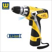 New Model Cordless Drill 10.8V Li-ion 20NM Power Tools WT02793