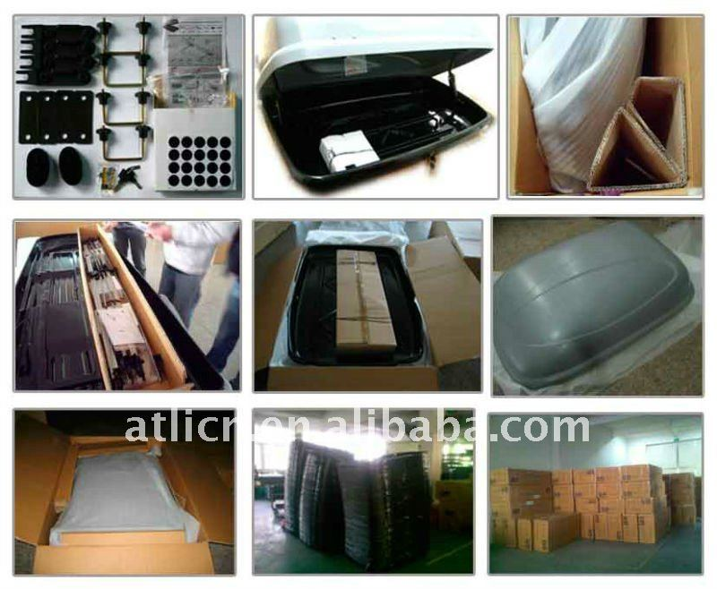 High quality best sell roof box travel cases box