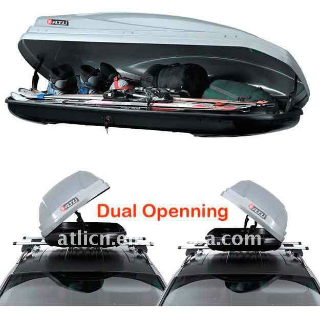 Quality promotional motorbike roof box
