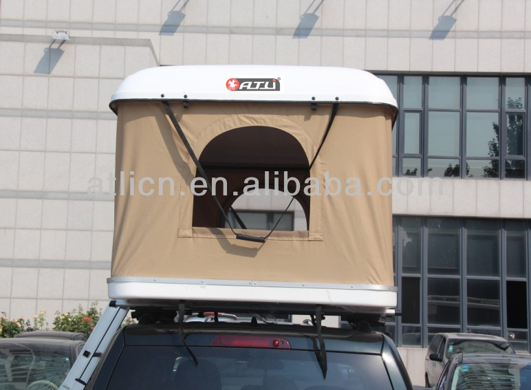2014 hot sale camping car tent on the roof