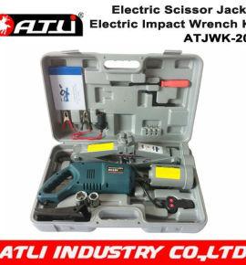 Practical super power Electric car lift jack/ 2T for passenager car ATJWK-20A,car lift jack