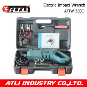 Electric Impact Wrench, 12V electric wrench, tire repair tool adjustable torque impact wrench