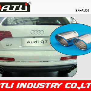 Good quality & Low price Auto Spare Parts Exhause for AUDI Q7 Exhause