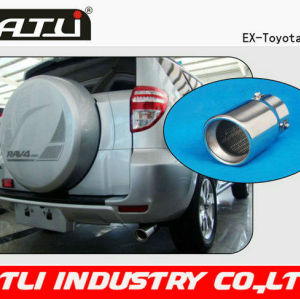 Good quality & Low price Auto Spare Parts Exhause for Toyota RAV4 Exhause