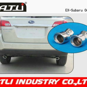Good quality & Low price Auto Spare Parts Exhause for Subaru Outback Exhause