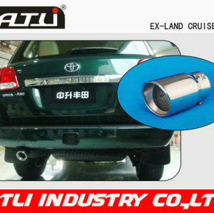 Good quality & Low price Auto Spare Parts Exhause for LAND CRUISER4.6 Exhause