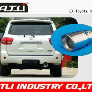 Good quality & Low price Auto Spare Parts Exhause for Toyota Sequoia Exhause