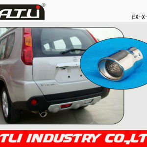 Good quality & Low price Auto Spare Parts Exhause for X-TRAIL Exhause