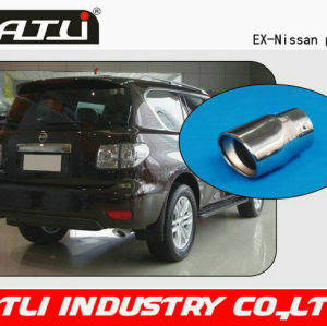 Good quality & Low price Auto Spare Parts Exhause for Nissan patrol Exhause