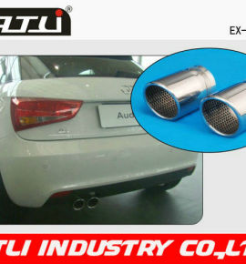 Good quality & Low price Auto Spare Parts Exhause for AUDI A1 Exhause