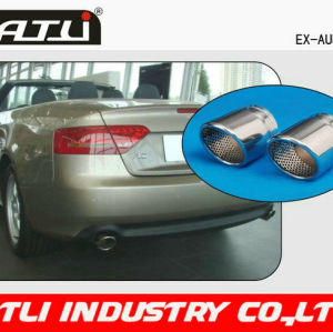 Good quality & Low price Auto Spare Parts Exhause for AUDI A5 Exhause