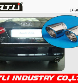 Good quality & Low price Auto Spare Parts Exhause for AUDI A6L Exhause