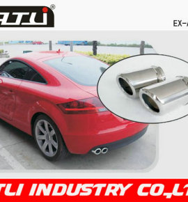 Good quality & Low price Auto Spare Parts Exhause for AUDI TT Exhause