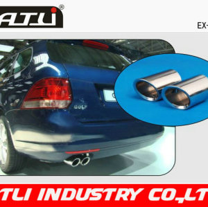 Good quality & Low price Auto Spare Parts Exhause for GOLF Exhause