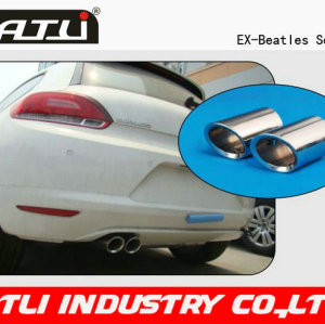 Good quality & Low price Auto Spare Parts Exhause for Beatles Scirocco Exhause