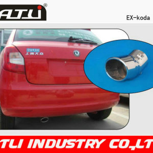 Good quality & Low price Auto Spare Parts Exhause for koda Fabia Exhause