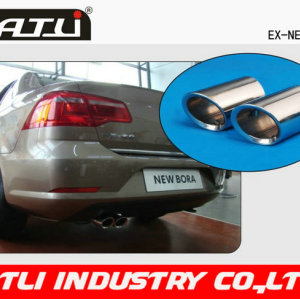 Good quality & Low price Auto Spare Parts Exhause for NEW BORA Exhause