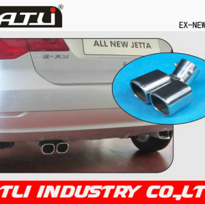 Good quality & Low price Auto Spare Parts Exhause for NEW JETTA Exhause