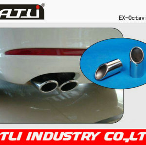 Good quality & Low price Auto Spare Parts Exhause for Octavia1.4T Exhause