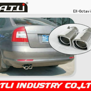 Good quality & Low price Auto Spare Parts Exhause for Octavia2.0 Exhause