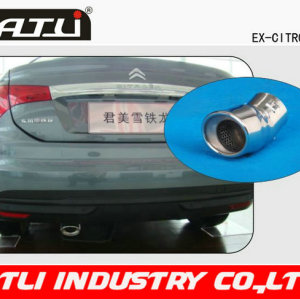 Good quality & Low price Auto Spare Parts Exhause for CITROEN C4LExhause