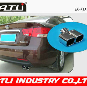 Good quality & Low price Auto Spare Parts Exhause for KIA Forte Exhause