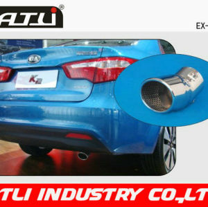 Good quality & Low price Auto Spare Parts Exhause for KIA K2 Exhause