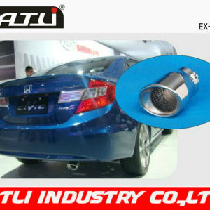 Good quality & Low price Auto Spare Parts Exhause for CIVIC Exhause