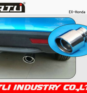 Good quality & Low price Auto Spare Parts Exhause for Honda Concept Exhause