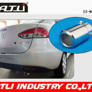 Good quality & Low price Auto Spare Parts Exhause for Mazda2 Exhause