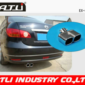 Good quality & Low price Auto Spare Parts Exhause for SYLPHY Exhause