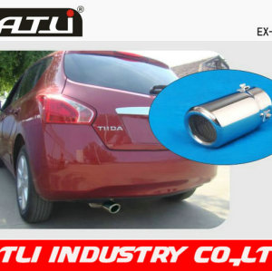 Good quality & Low price Auto Spare Parts Exhause for TIIDA Exhause