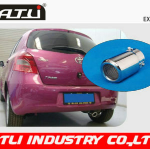 Good quality & Low price Auto Spare Parts Exhause for YARIS Exhause