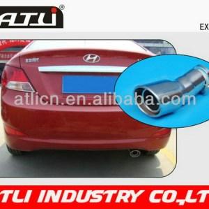 2014 new model exhaust universally