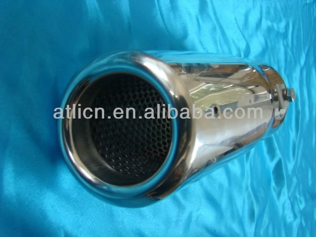 Multifunctional low price aluminized exhaust pipe