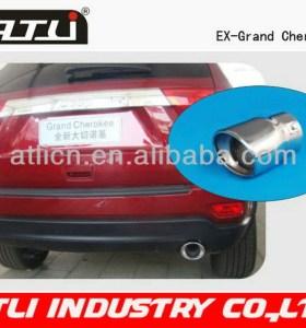Multifunctional powerful exhaust flexible muffler pipes