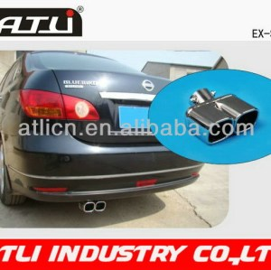Hot sale new style chrome exhaust pipe