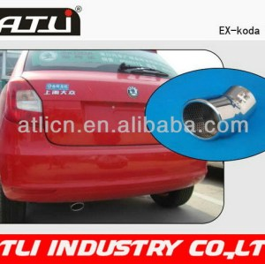 Latest economic car exhaust mufflers