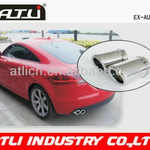 Adjustable super power 2.5 exhaust pipe