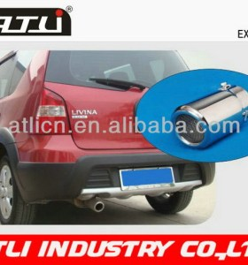 Hot sale fashion car exhaust systems