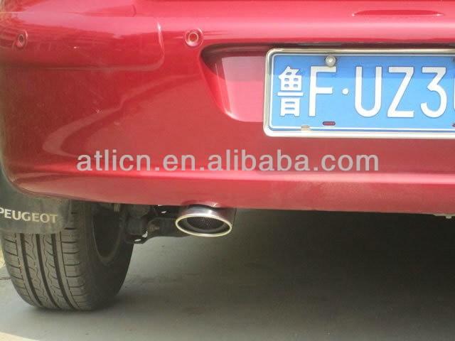Best-selling best international truck exhaust