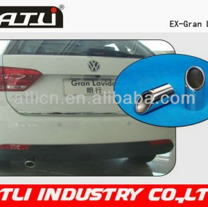 Latest powerful exhaust flexible interlock pipe