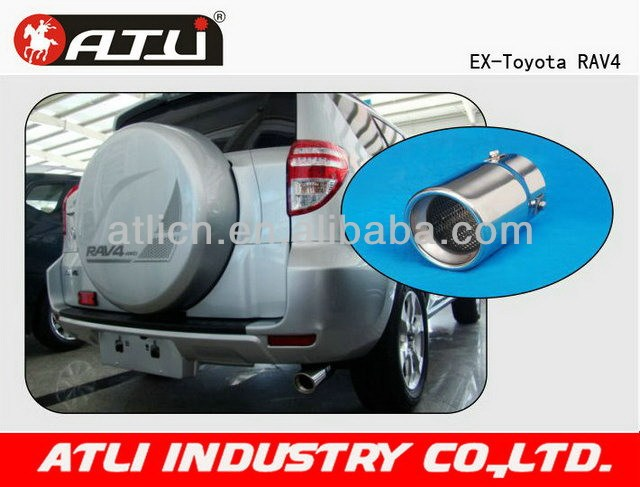 2014 new qualified exhaust system part